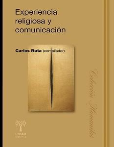 TAPA EXPERIENCIA RELIGIOSA Y COMUNICACION C. RUTA imprenta