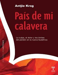 TAPA PAIS DE MI CALAVERA, ANTJIE KROG 33